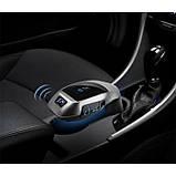Автомобильный FM трансмиттер модулятор H20 Bluetooth MP3, фото 4