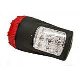 Фонарь-прожектор аккумуляторный YJ-2827 фонарик, фото 3