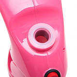 Ручной отпариватель для одежды Аврора A7 розовый, фото 6