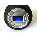 Беспроводные Наушники с MP3 плеером 471 BT Радио с LED Дисплеем чёрные, фото 6