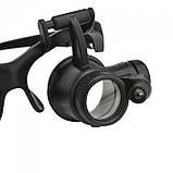 Бинокулярные очки с подсветкой 9892G8KX, фото 6