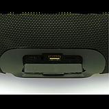 Портативная bluetooth колонка влагостойкая JBL Boombox B9 mini FM, MP3, радио Чёрная, фото 6