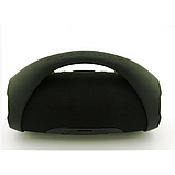 Портативная bluetooth колонка влагостойкая JBL Boombox B9 mini FM, MP3, радио Чёрная, фото 7