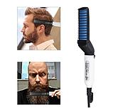 Выпрямитель для бороды и волос Beard Straightener, фото 3