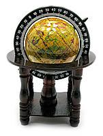 Глобус на подставке 18х14х14см (18744)