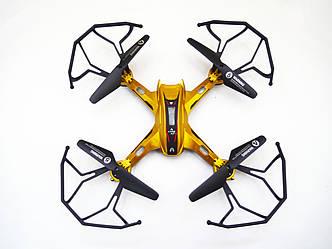 Квадрокоптер радиоуправляемый дрон Sky Phantom CH090 c WiFi камерой