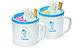 Мороженица для дома с таймером Clatronic ICM 3650 на 2 чашки Германия, фото 2