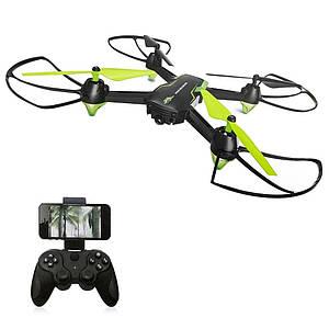 Квадрокоптер дрон HC676 c WiFi камерой Переворот на 360 градусов