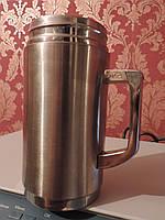 """Кружка термос """"Office Cup"""" - 400 ml. Нержавейка., фото 1"""