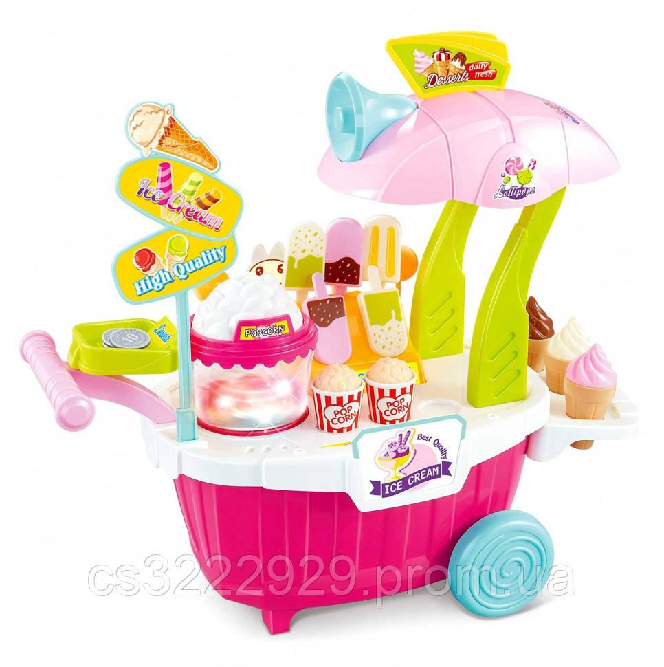 Игровой набор Магазин 668-49-50 (Розовый)