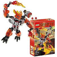 """Конструктор """"Bionicle"""" - стражник огня"""