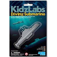 Набор для творчества 4M Подводная лодка (00-03212), фото 1
