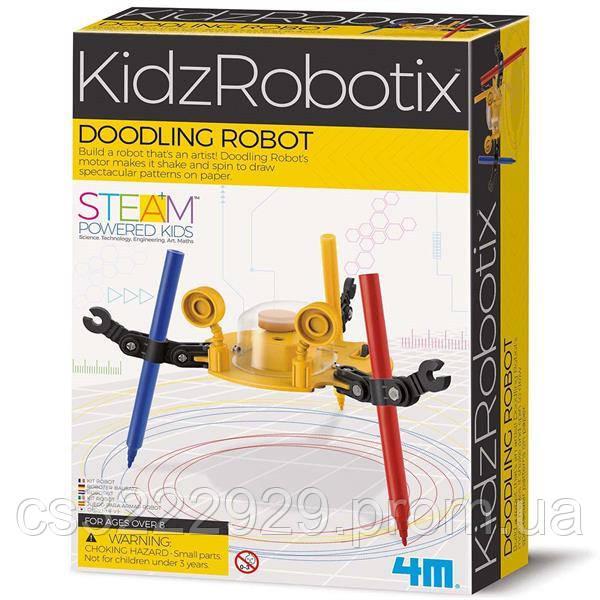 Науковий набір Робот художник 4M (00-03280)