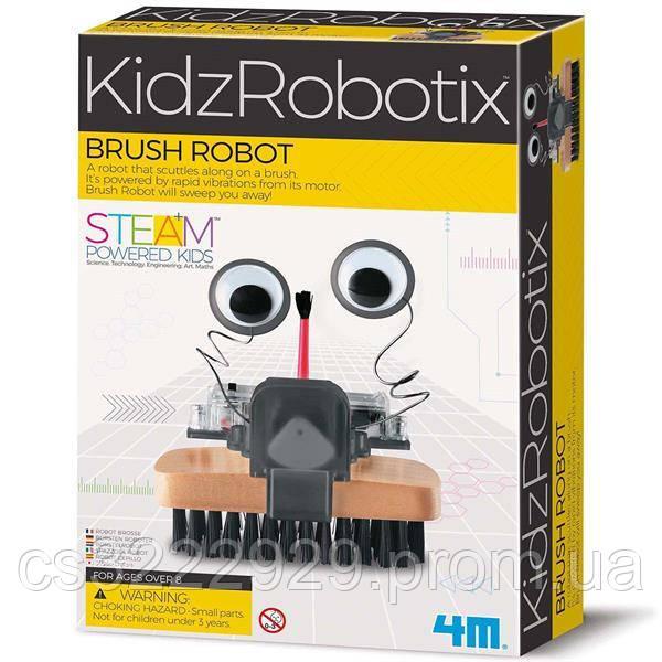 Науковий набір Робот щітка 4M (00-03282)