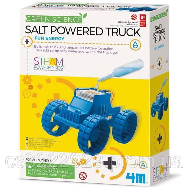 Набір для досліджень Вантажівка енергії солі 4M (00-03409)