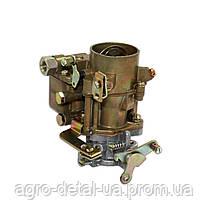 Карбюратор К125Л-1107010 вертикальный однокамерный пускового двигателя ПД-23 трактора Т-130,Т-170 ЧТЗ