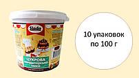 Цукрова паста-мастика 100 г, біла