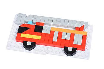 Детские пазлы-мозаика Same Toy Puzzle Art Fire serias 215деталей (5991-3Ut)