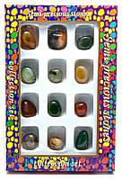Камни набор (н-р 12шт) (26,5х17,5х2,5см)