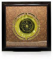 """Картина """"Монета"""" 29х29см (22830)"""