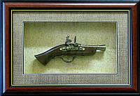 """Картина """"Мушкет"""" 54х39см 599-593 (18470)"""