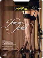 "Чулки Omsa ""La Femme"" 20 den под пояс"