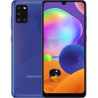 Мобільний телефон Samsung SM-A315F/128 (Galaxy A31 4/128Gb) Prism Crush Blue (SM-A315FZBVSEK)