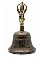 Колокол чакровый d-11,5,h-19см (23494)