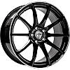 Tomason TN1 R18 W8 PCD5x114,3 ET45 DIA72.6 Gloss Black