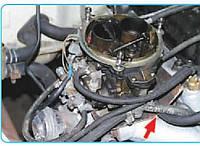 Проверка питания карбюраторного двигателя
