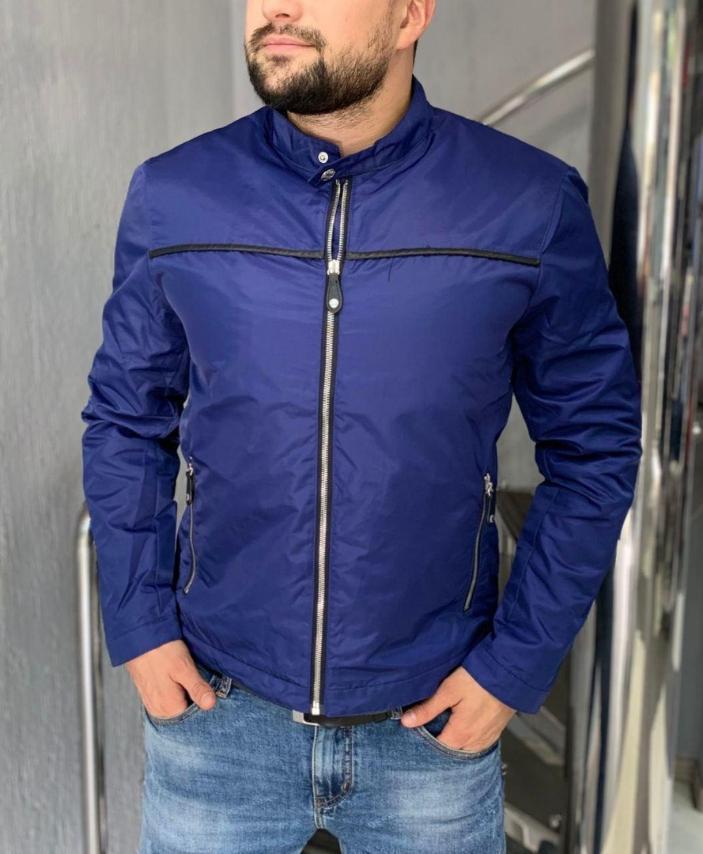 Мужская куртка Prada стильная приталенная.Коллекция 2020. Дорогой и приятный материал. Размеры: 48 50 52 54.
