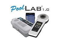 Фотометр PoolLab 1.0 (DPD1, DPD3, pH, Alkalinity-M,CYA-Test)