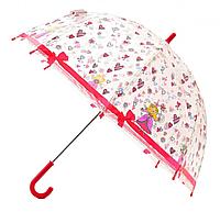 """Детский зонт Zest """"Принцесса"""" прозрачный"""