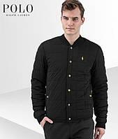 Демисезонные классические куртки Polo Ralph Lauren Черный
