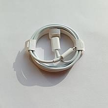 Кабель USB-C to Lightning White
