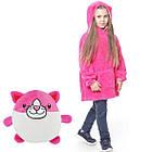 Детский плед худи-трансформер Huggle Pets, детская толстовка с капюшоном, фото 9