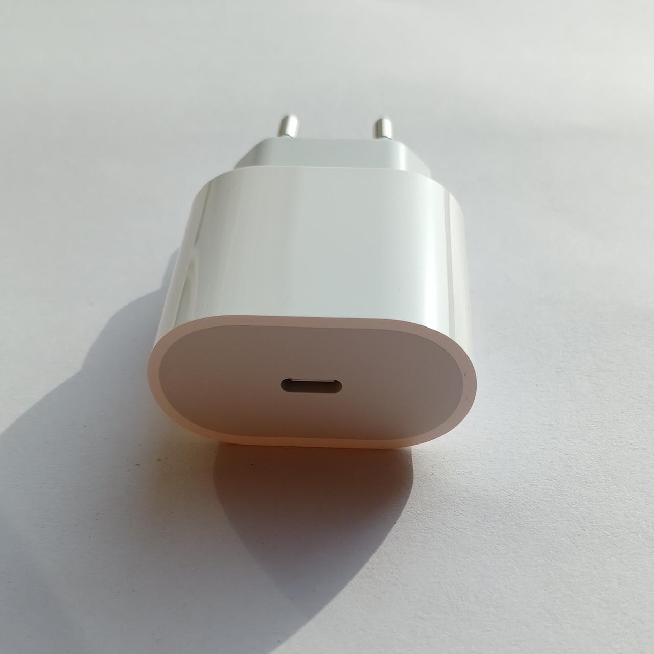 Мережевий зарядний пристрій USB‑C Apple18W EU