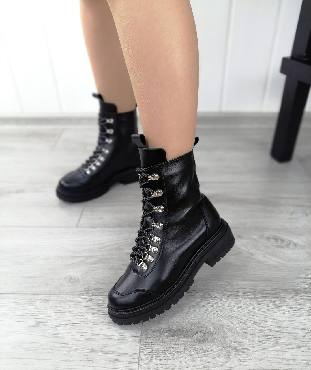 Стильные молодежные ботинки