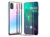 Силиконовый чехол Samsung Galaxy M21 M215 (прозрачный)