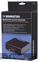 Manhattan Bluetooth Receiver black (161091)