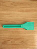 Лопатка для остекления пластиковая с пластиковой ручкой GREENTEQ