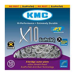 Цепь KMC X10 EPT (EcoProTeQ)