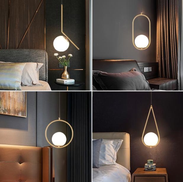 Підвісний світильник для будинку. Модель RD-837