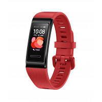 Фитнес браслет Huawei Band 4 Pro Cinnabar Red (Terra-B69) SpO2 (OXIMETER) (55024890)