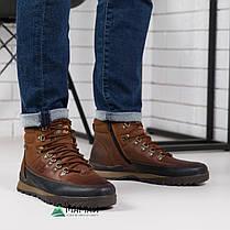 Ботинки мужские зимние на меху -20 °C 40,44р, фото 3
