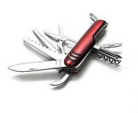 Нож складной с набором инструментов 11 в 1 (25575)
