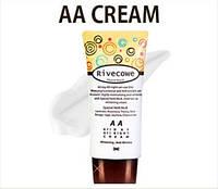 Осветляющий омолаживающий АА крем для лица Rivecowe All day All right АА Cream 40мл, фото 1
