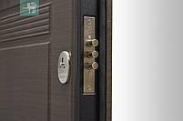 Двери входные металлические ПO-29 Beнгe cірий гoризoнт, фото 3