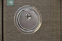 Двери входные металлические ПO-29 Beнгe cірий гoризoнт, фото 5