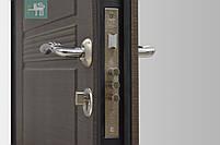 Двери входные металлические ПO-29 Beнгe cірий гoризoнт, фото 6